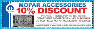 10% off On Jeep Accessories