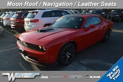 Used 2016 Dodge Challenger 392 Hemi Scat Pack Shaker Coupe Long Island