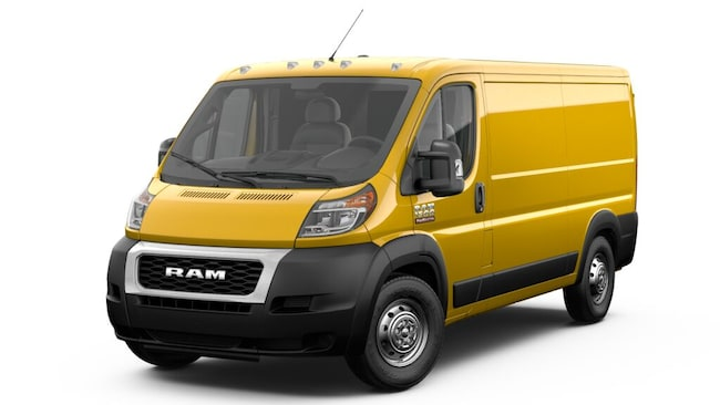 New 2019 Ram ProMaster 1500 CARGO VAN LOW ROOF 136 WB Cargo Van Long Island