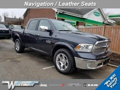 Used 2018 Ram 1500 Laramie Laramie 4x4 Crew Cab 57 Box for sale in Long Island