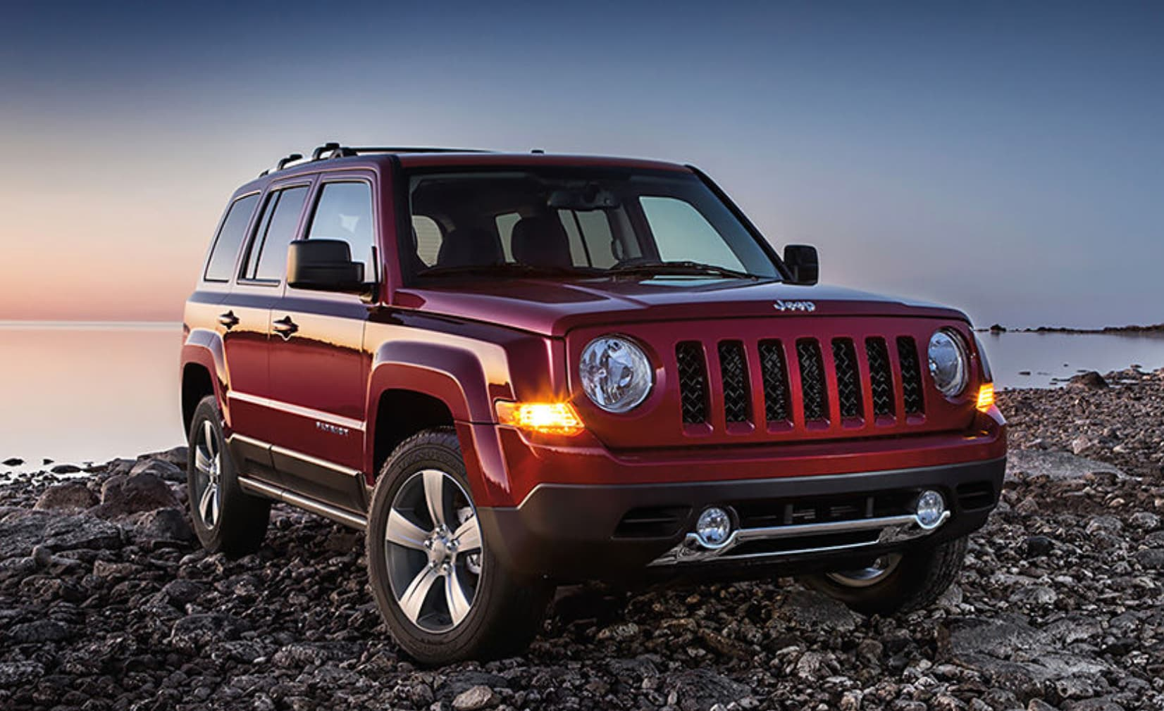 More than aggressively styled, the Jeep Patriot ...