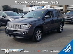 Used 2016 Jeep Compass High Altitude Edition 4WD  High Altitude Edition Long Island