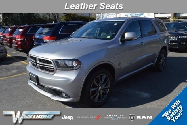 Certified Pre-Owned 2018 Dodge Durango GT GT AWD Long Island