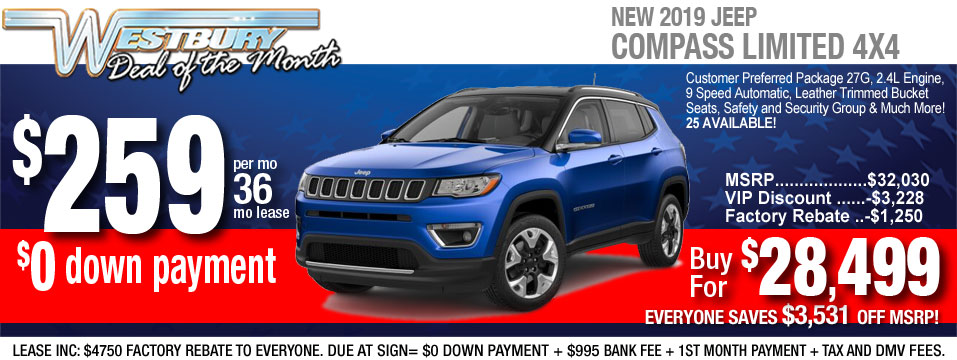 New Jeep Compass Suvs For Sale In Long Island Ny
