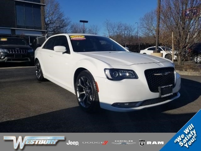 Certified Pre-Owned 2016 Chrysler 300 300S Sedan Long Island