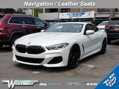 Used 2019 BMW 8 Series M850i xDrive Coupe Long Island