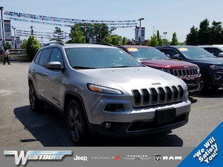 Used 2017 Jeep Cherokee 75th Anniversary Edition 75th Anniversary Edition 4x4 *Ltd Avail* for sale in Long Island