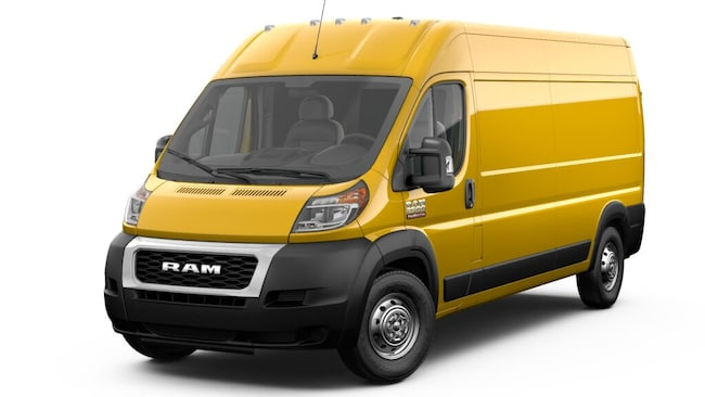 New 2019 Ram ProMaster 2500 CARGO VAN HIGH ROOF 159 WB Cargo Van Long Island