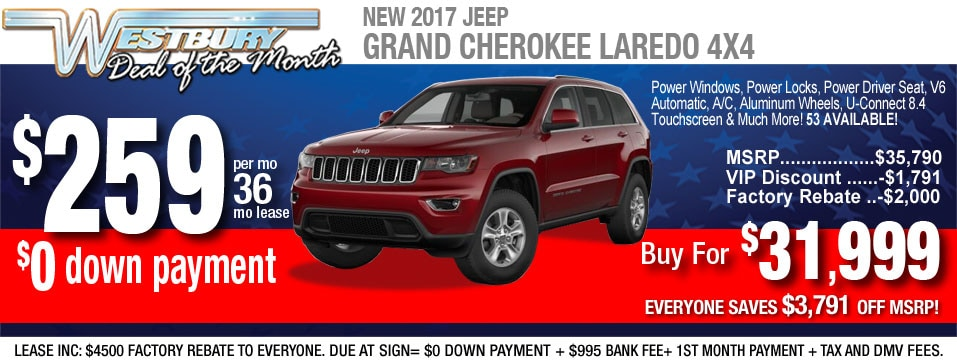 Jeep Lease Deals And Sale At Long Island, NY Jeep Dealer. Jeep Lease ...