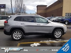 Used 2016 Jeep Cherokee Limited 4WD  Limited for sale in Long Island