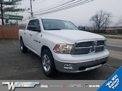 Used 2011 Ram 1500 Big Horn 4WD Crew Cab 140.5 Big Horn for sale in Long Island