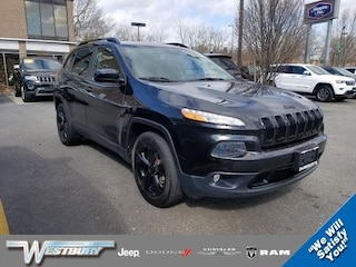 Used 2016 Jeep Cherokee Altitude 4WD  Altitude *Ltd Avail* for sale in Long Island