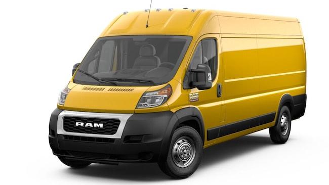 New 2019 Ram ProMaster 3500 CARGO VAN HIGH ROOF 159 WB EXT Extended Cargo Van Long Island