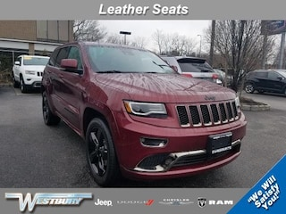 2016 Jeep Grand Cherokee High Altitude 4WD  High Altitude