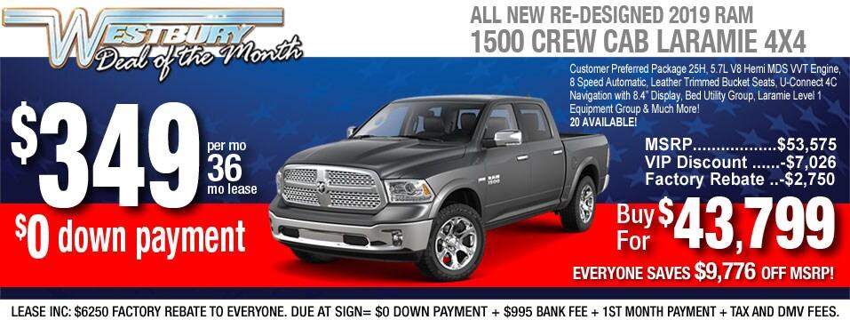 New Ram 1500 Trucks For Sale In Long Island