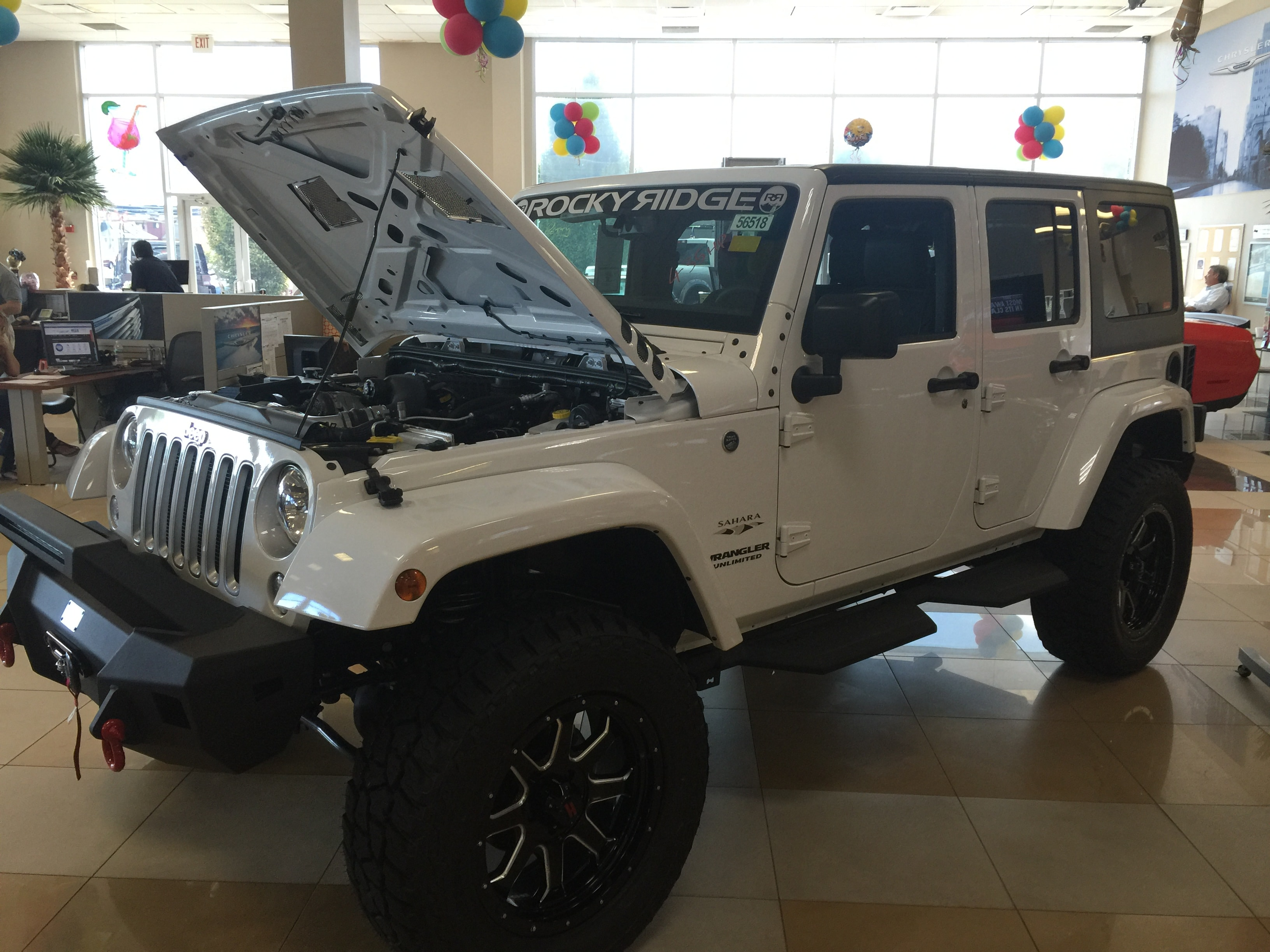 Richard Petty Dodge Challenger Jeep Wrangler 4 0 Stroker Engine For Sale Introducing The 2016 Unlimited Rocky Ridge Adrenaline Edition