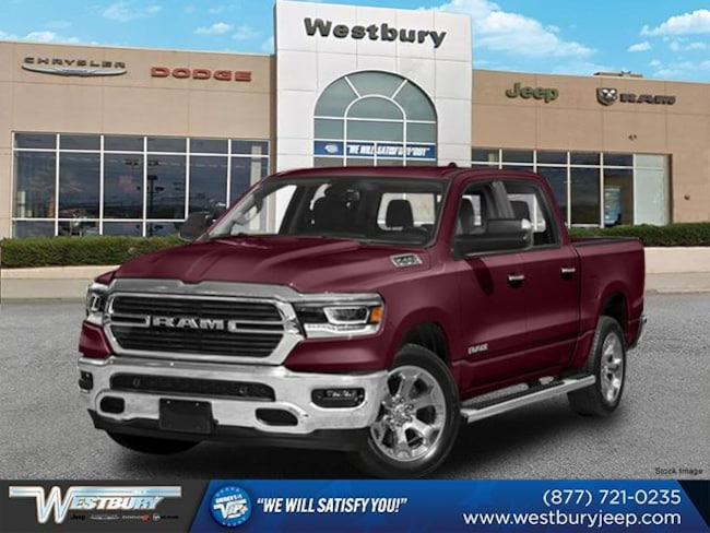New 2019 Ram 1500 BIG HORN / LONE STAR CREW CAB 4X4 5'7 BOX Crew Cab Long Island