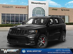 New 2018 Jeep Grand Cherokee SRT 4X4 Sport Utility for sale in Long Island