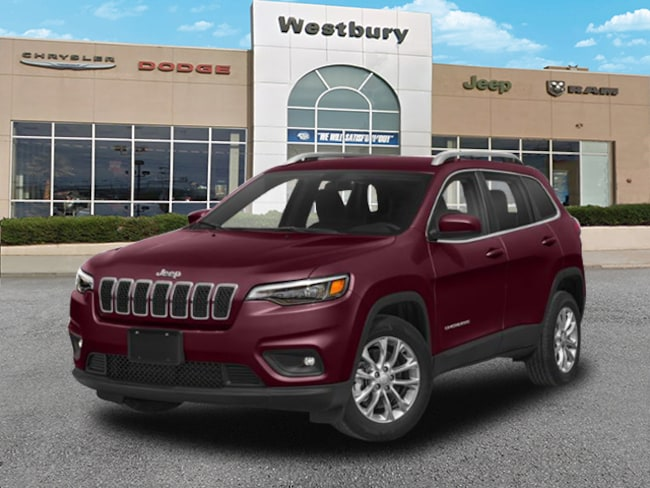 New 2019 Jeep Cherokee LIMITED 4X4 Sport Utility Long Island