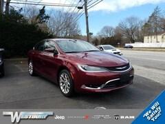 Certified Pre-Owned 2015 Chrysler 200 C Sedan Long Island