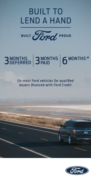 Built to Lend a Hand - Built Ford Proud