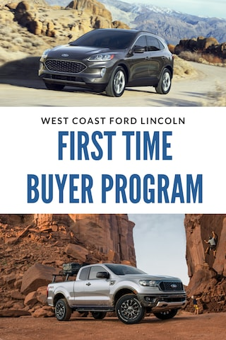 Ford First Time Buyer Program