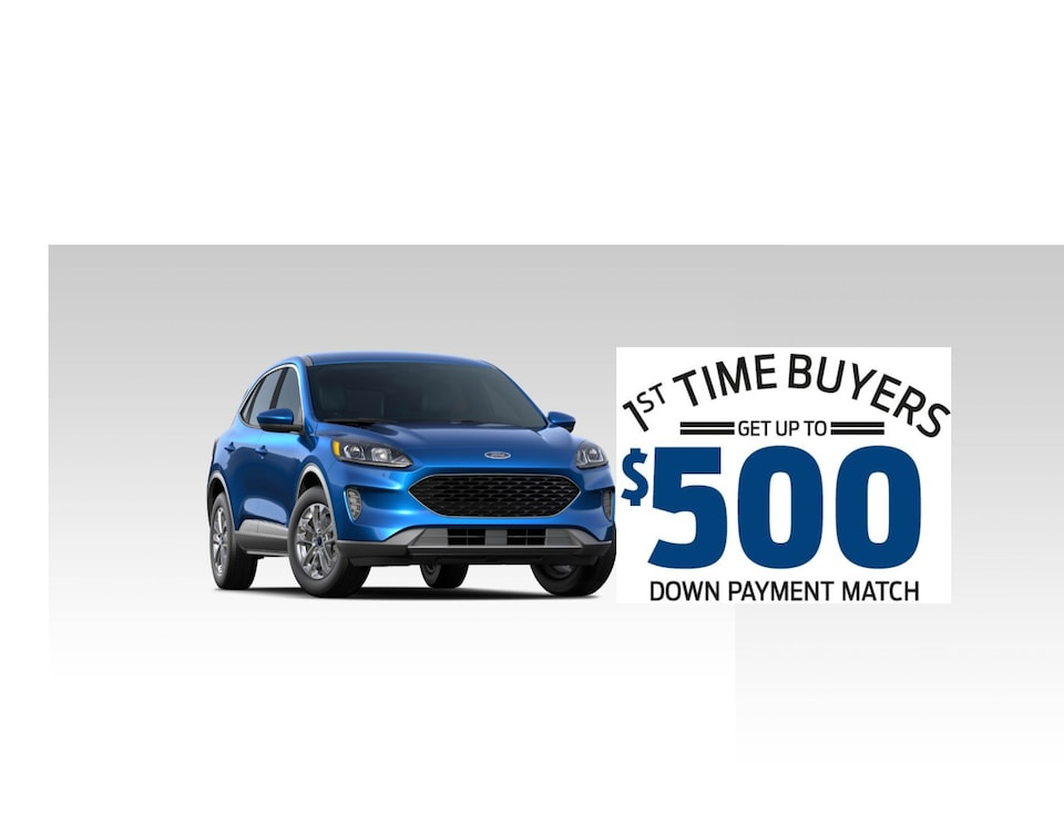 West Coast Ford Lincoln First Time Buyer Program