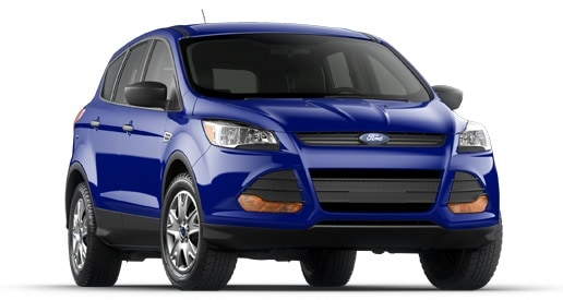 2014 Ford Escape S Exterior Front End