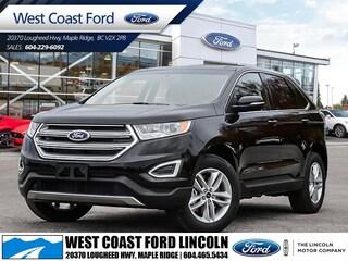 2018 Ford Edge SEL AWD SUV