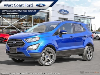 2018 Ford EcoSport SES 4WD SUV