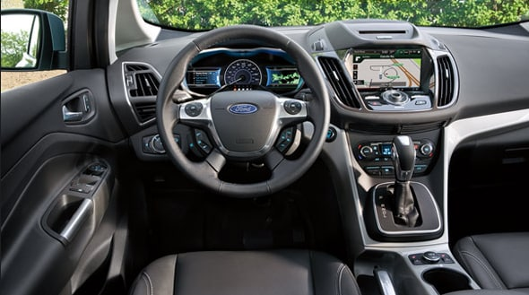 2015 Ford C-Max Interior Dashboard