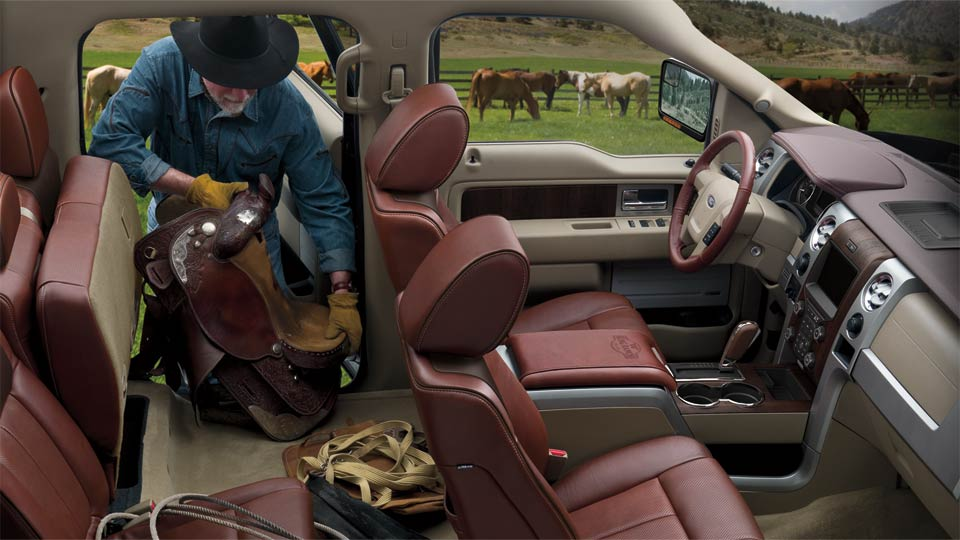 2014 Ford F 150 King Ranch West Coast Ford Lincoln