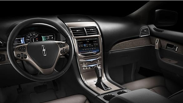 2014 Lincoln MKX Interior Dashboard