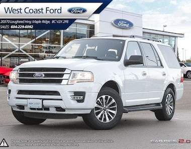 2017 Ford Expedition XLT - SYNC 3 - LEATHER INTERIOR - NO ACCIDENTS - C SUV