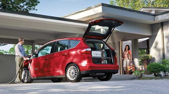 2015 Ford C-Max Exterior Rear End