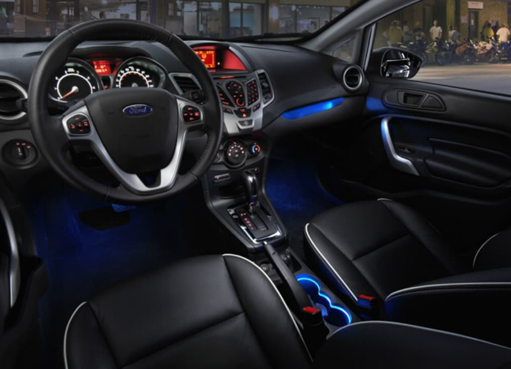 2013 Ford Fiesta Interior