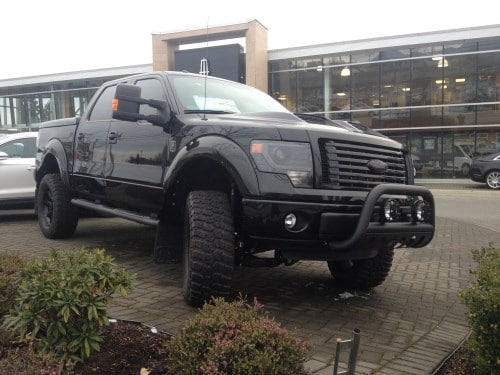 2015 Ford F 150 Tuscany Black Ops For Sale In Greater Vancouver Bc