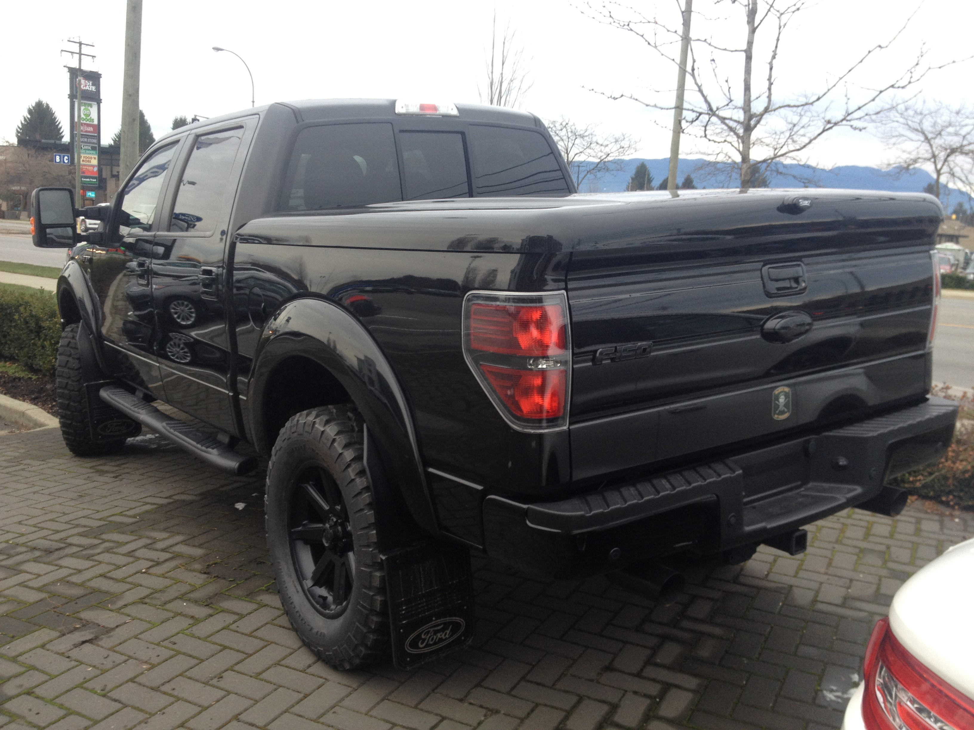 2015 Ford F 150 Tuscany For Sale At West Coast Ford Lincoln