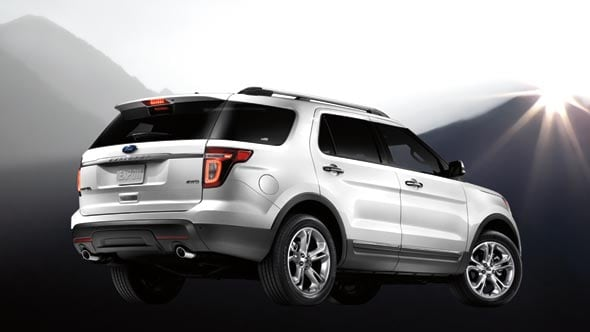 2015 Ford Explorer For Sale West Coast Ford Lincoln