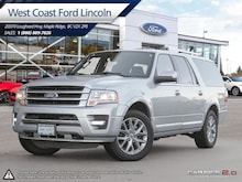 2017 Ford Expedition Max LIMITED - FULLY LOADED - NO ACCIDENTS - CPO SUV