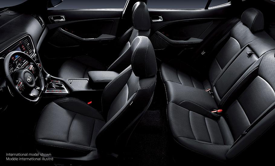 2014 KIA Optima Interior Seating