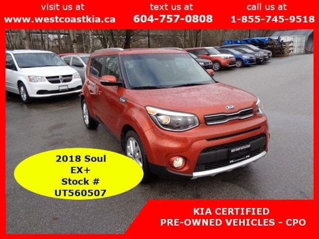 2018 Kia Soul EX+ Mood Lighting | 7