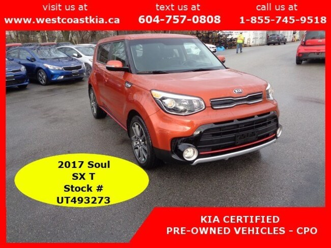 2017 Kia Soul SX Turbo | Android Auto, Apple Car Play | Auto Cli