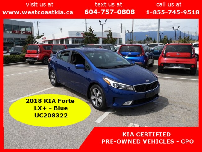2018 Kia Forte LX+ Keyless Entry | Backup Camera | A/C and more