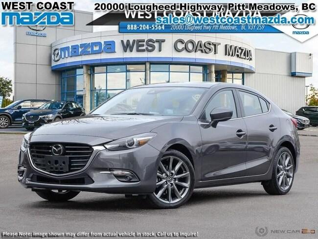 2019 Mazda Mazda3 GT- DEEP CRYSTAL BLUE-FWD-SPORT-AUTO-PREMIUM PKG Hatchback