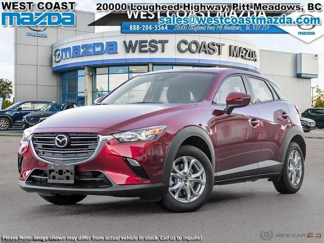 2019 Mazda CX-3 GS- SOUL RED CRYSTAL- AWD- LUXURY PKG SUV
