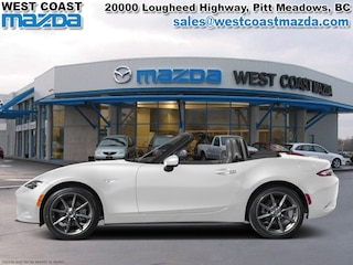 2018 Mazda MX-5 50th ANNIVERSARY EDITION - SNOWFLAKE WHITE - BLUET Convertible