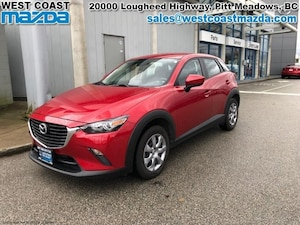 2018 Mazda CX-3 GX- AWD- BLUETOOTH- HEATED SEATS
