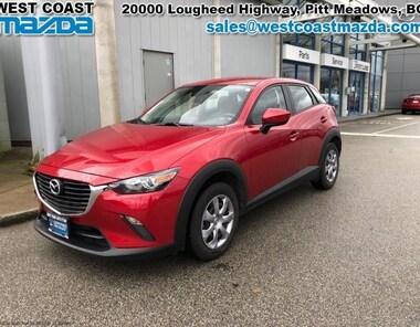 2018 Mazda CX-3 GX- AWD- BLUETOOTH- HEATED SEATS SUV