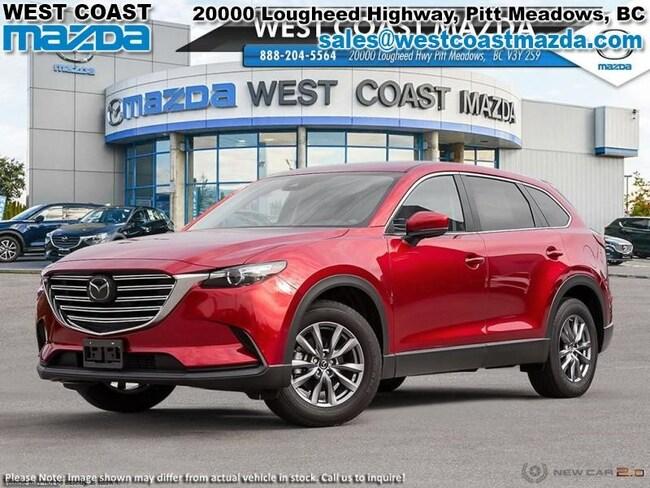 2018 Mazda CX-9 GS- SOUL RED CRYSTAL- AWD- I-ACTIVSENSE PKG SUV